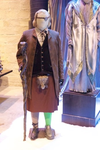Mad-Eye Moody's Yule Ball costume