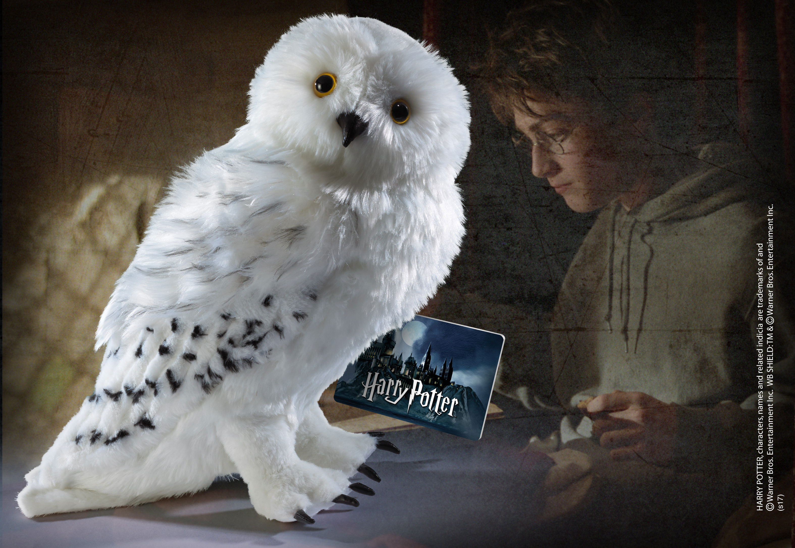 Collector's Hedwig plush