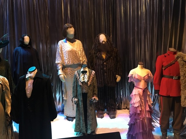Yule Ball costumes