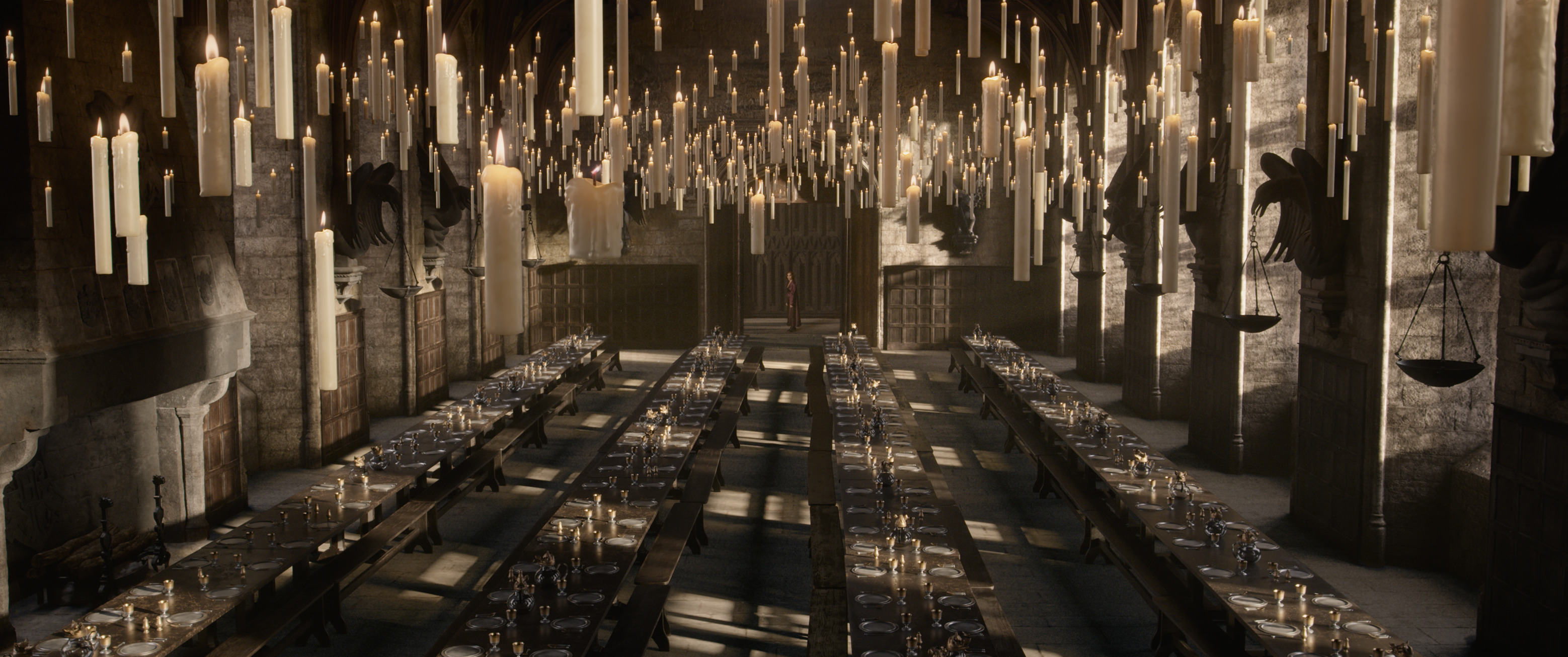 The Great Hall of Hogwarts
