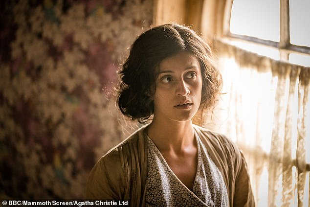The story is set in Britain in 1933 and will air on the BBC for three consecutive nights starting December 26.