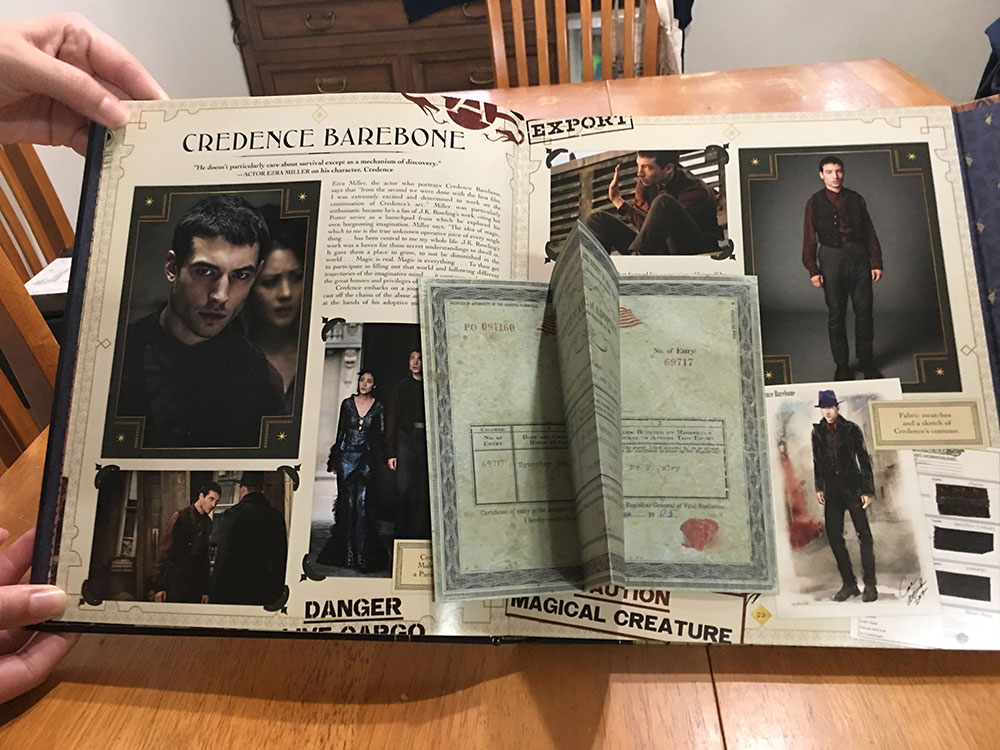 All about Credence