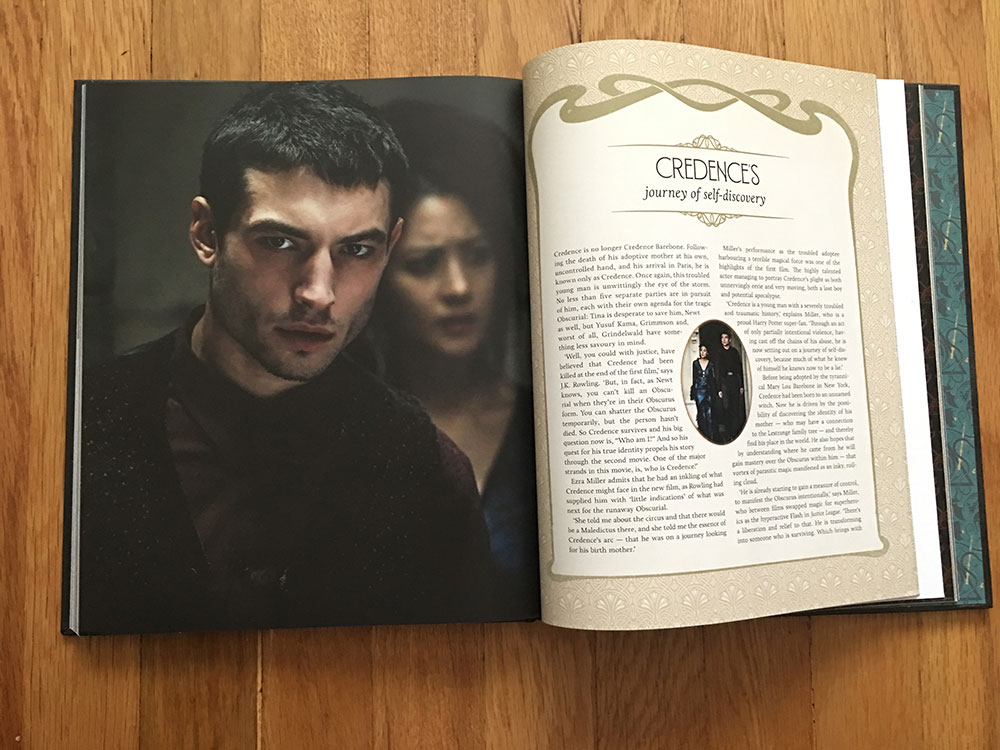 Credence spread