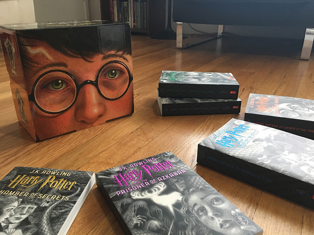 Brian Selznick box set