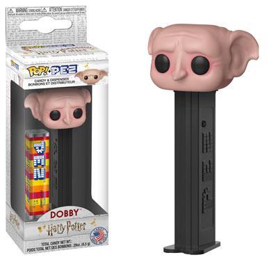 Dobby Pez dispenser