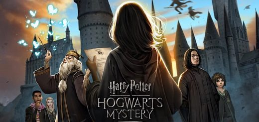 Hogwarts Mystery Loading Screen