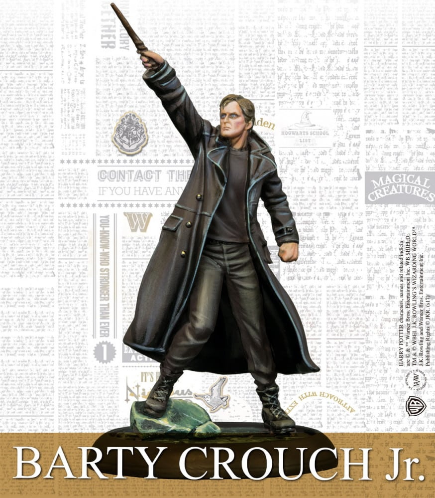Barty Crouch, Jr.