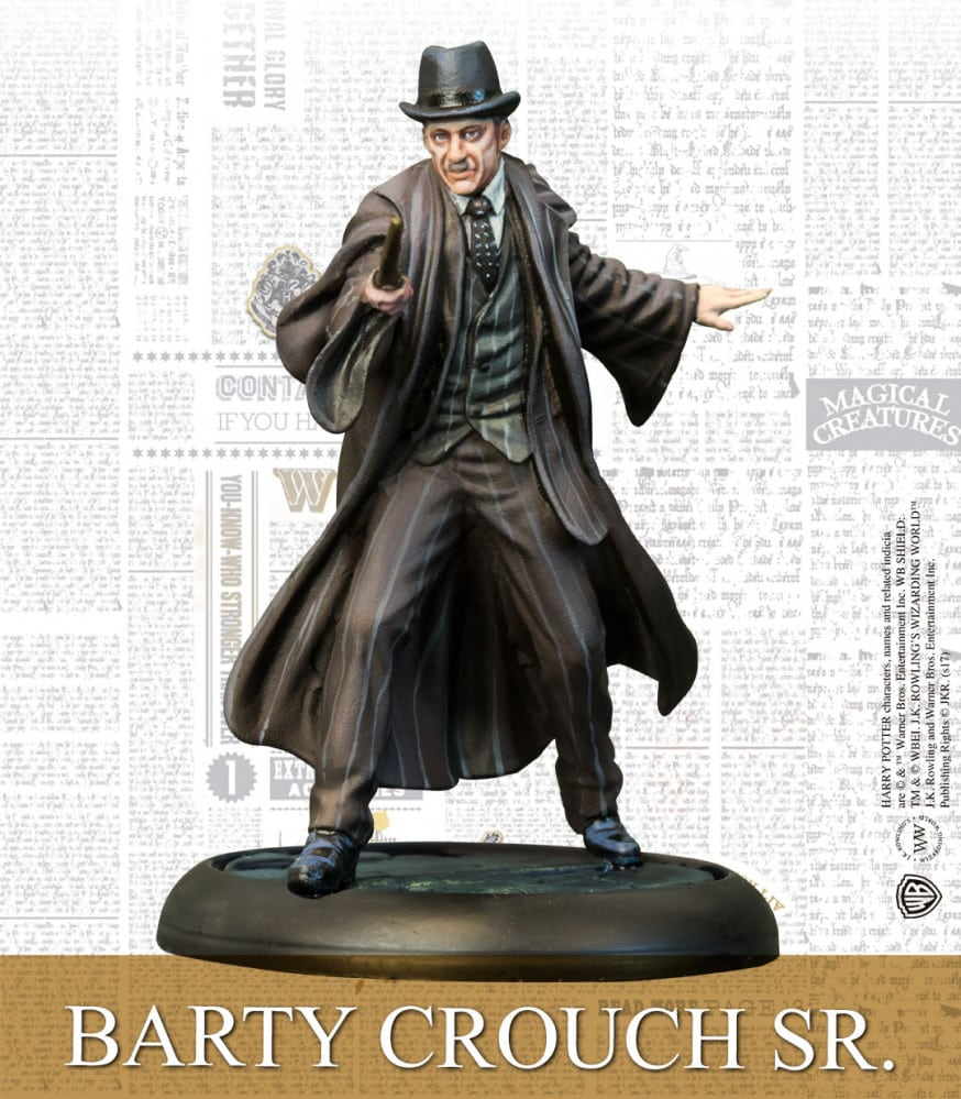 Barty Crouch, Sr.