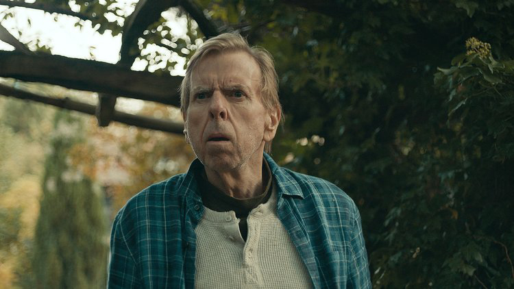"Timothy Spall ""This Time Away"" film still 1"