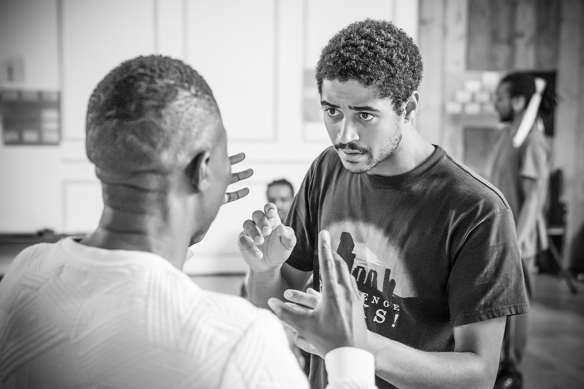 Alfred Enoch (Dean Thomas) stars as Kaleo, who is visiting South Africa (the home of his parents) for the first time.