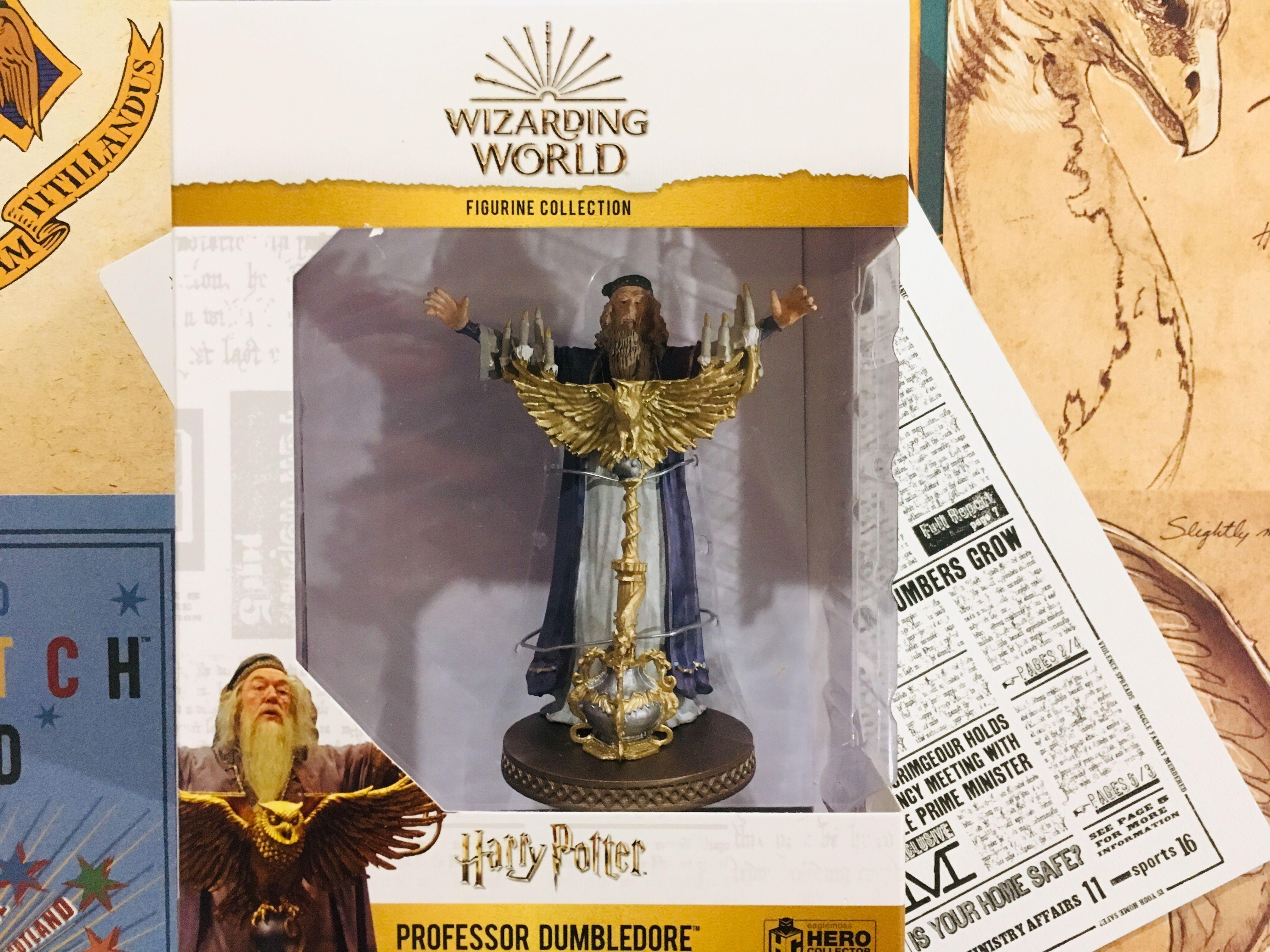 Eaglemoss Hero Collector Dumbledore