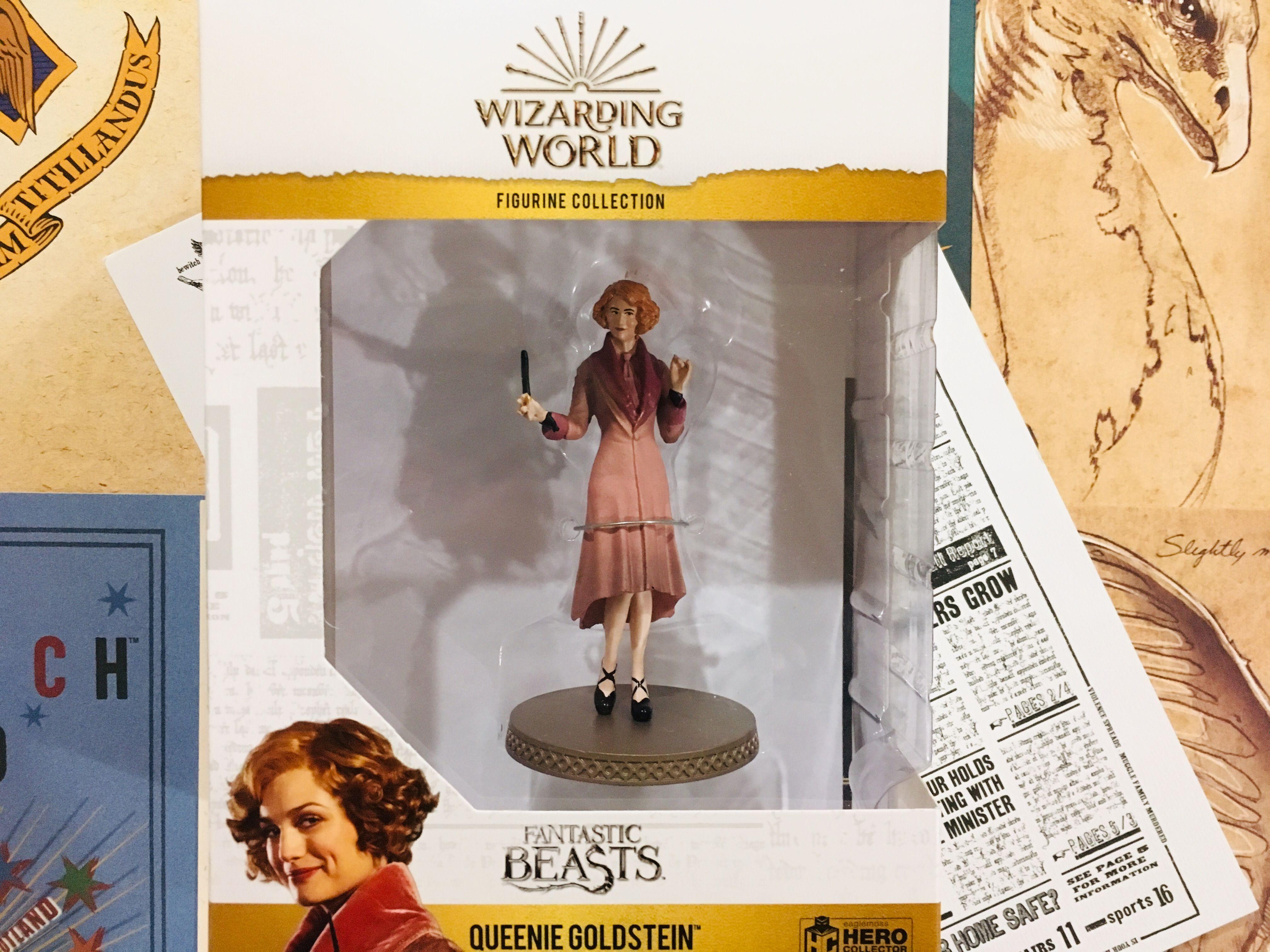 Eaglemoss Hero Collector Queenie