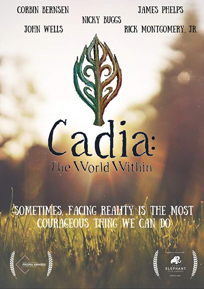 "Movie poster for ""Cadia: The World Within"""