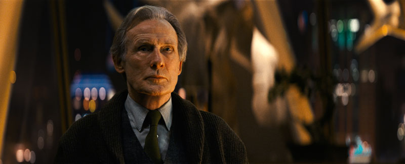 """Bill Nighy is seen in a still from """"Detective Pikachu""""."""