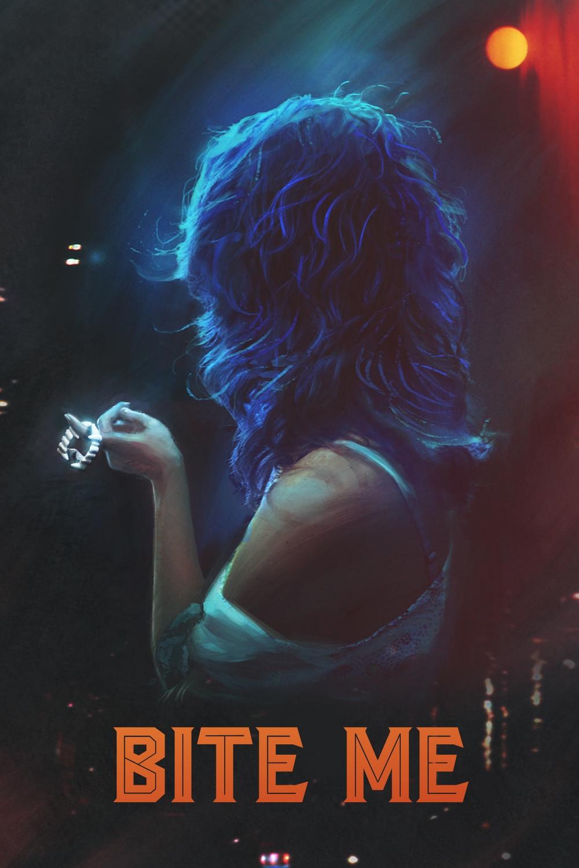 """Bite Me"" movie poster"