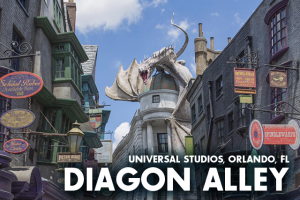 Diagon Alley - Orlando, FL