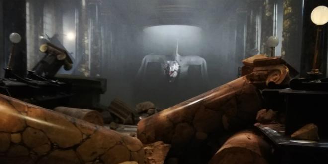 Gringotts opening at Warner Bros Studio Tour – Gringotts dragon display
