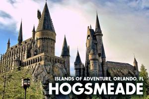 Hogsmeade - Orlando, FL