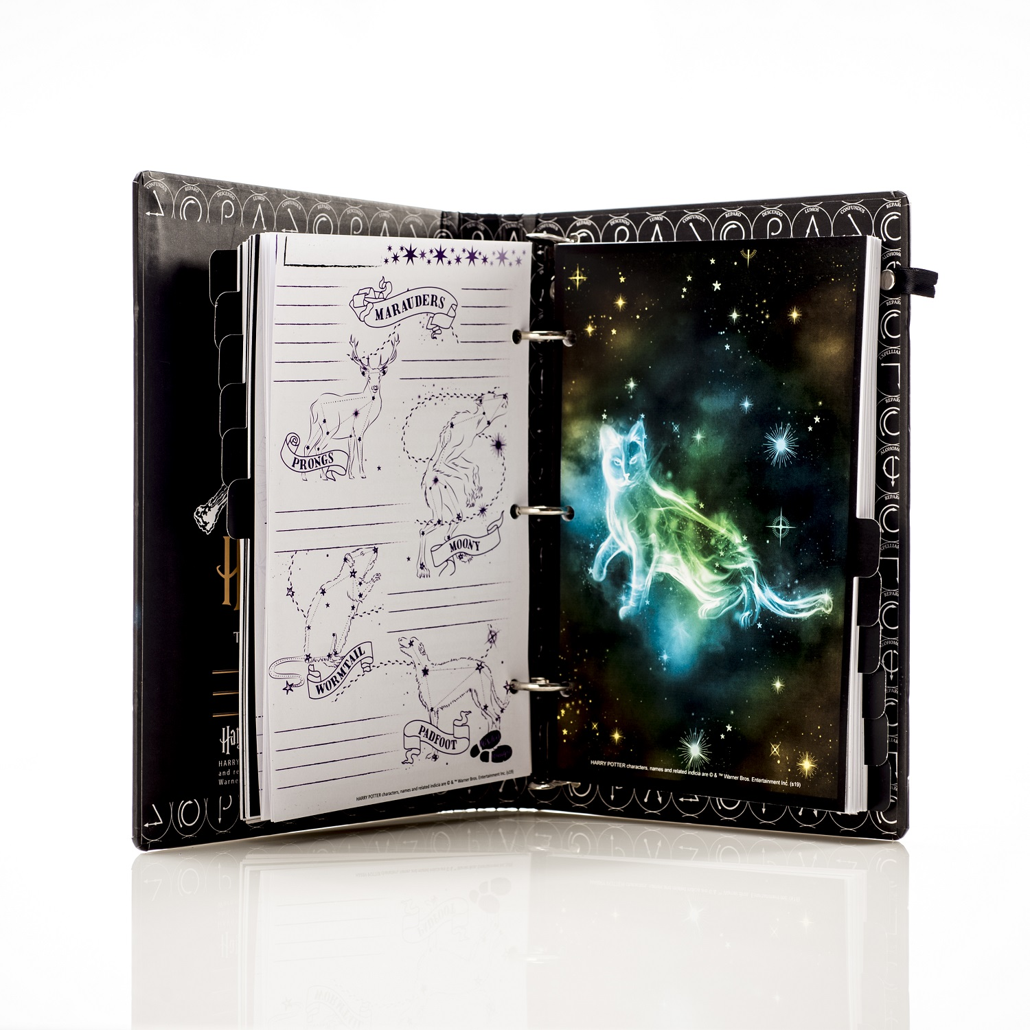 ConQuest Journals Celestial Planner cat