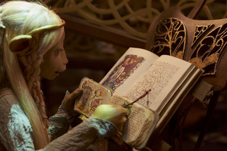 Gelfling Brea, voiced by Anya Taylor-Joy