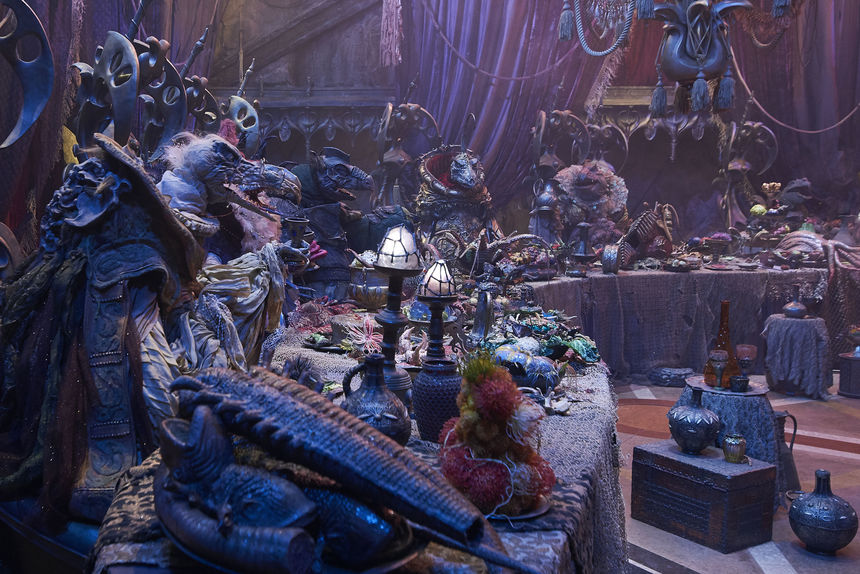 The Skeksis' Banquet