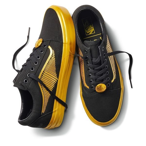 Golden Snitch Vans