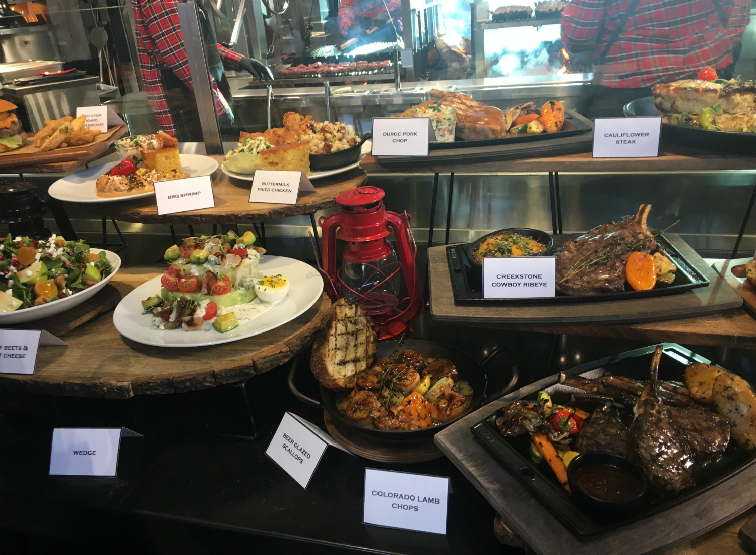 Bigfire had a number of entrees out on display at the media event.