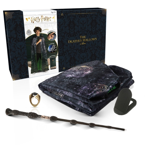 The full Deathly Hallows set from Wow! stuff