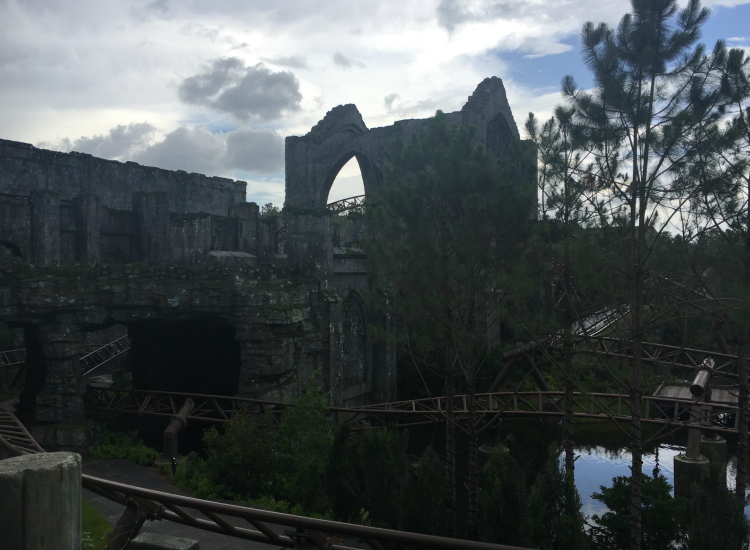 Hagrid's Magical Creatures Motorbike Adventure 3