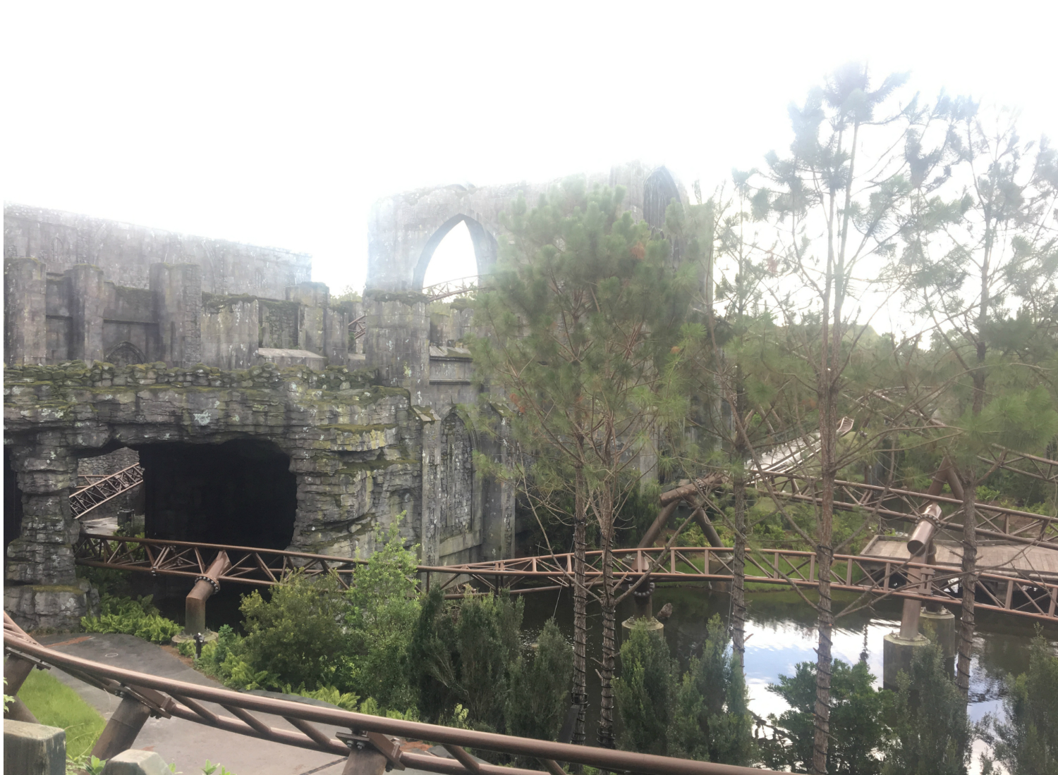 Hagrid's Magical Creatures Motorbike Adventure 5