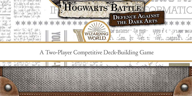 The Op Formerly Usaopoly Releases Harry Potter Hogwarts Battle Defence Against The Dark Arts Card Game Mugglenet