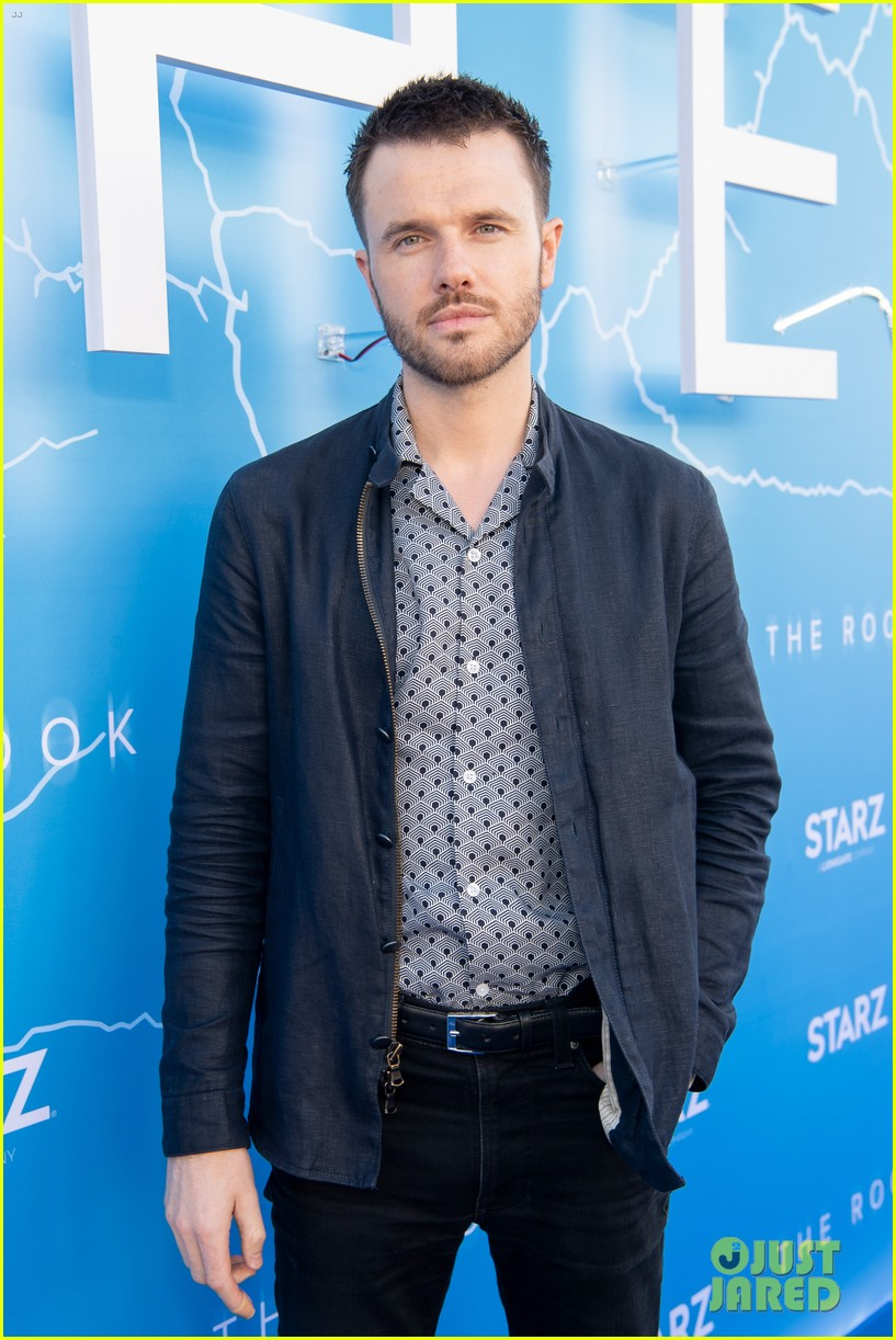 "Ronan Raferty at ""The Rook"" Los Angeles premiere for Starz"