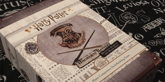 Review And Giveaway Win A Harry Potter Hogwarts Battle Defence Against The Dark Arts Card Game Mugglenet