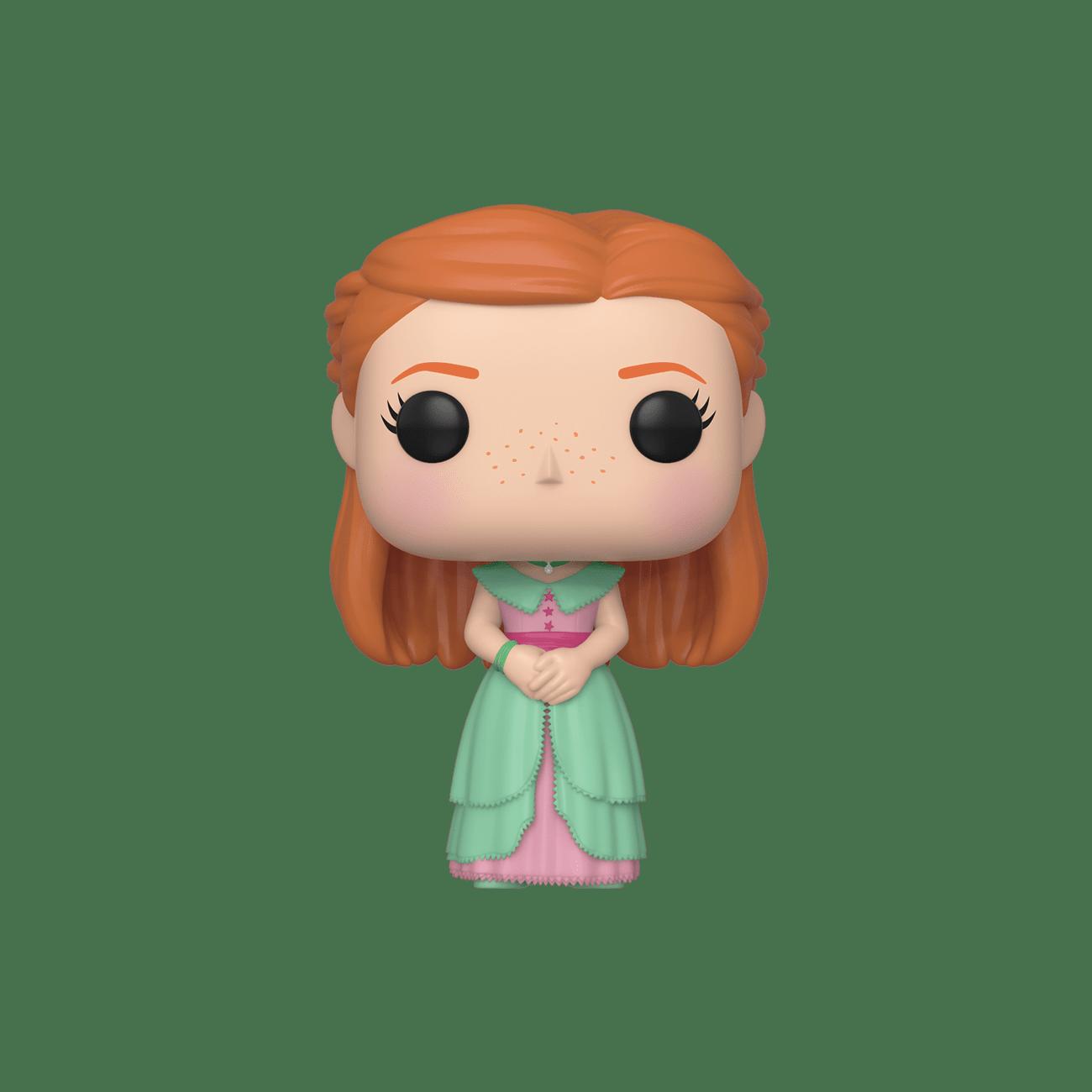 Pop! Ginny Weasley