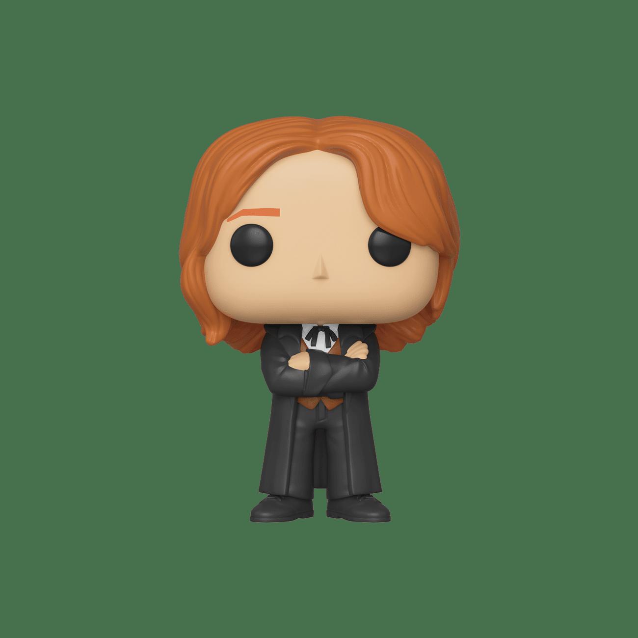 Pop! Fred Weasley