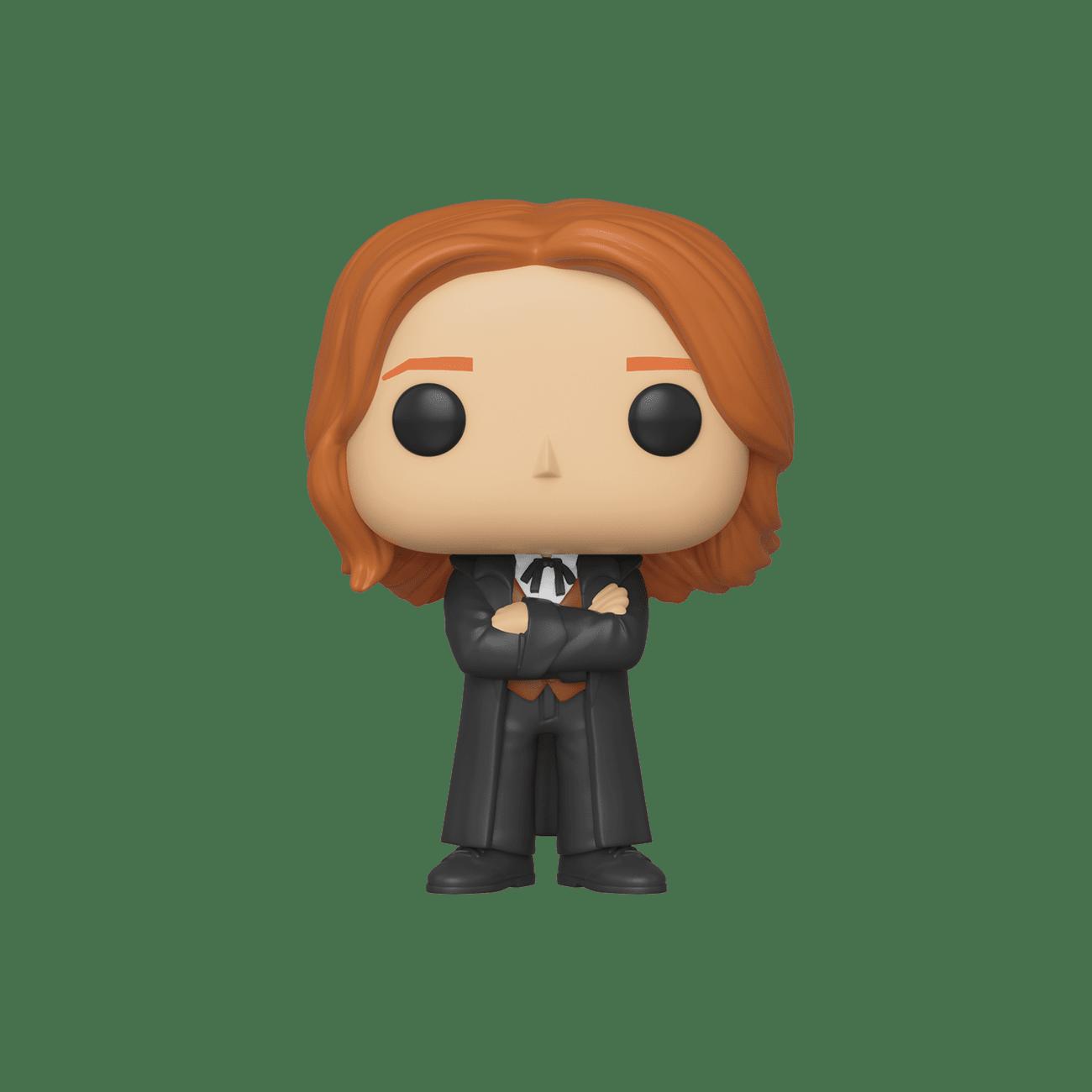 Pop! George Weasley