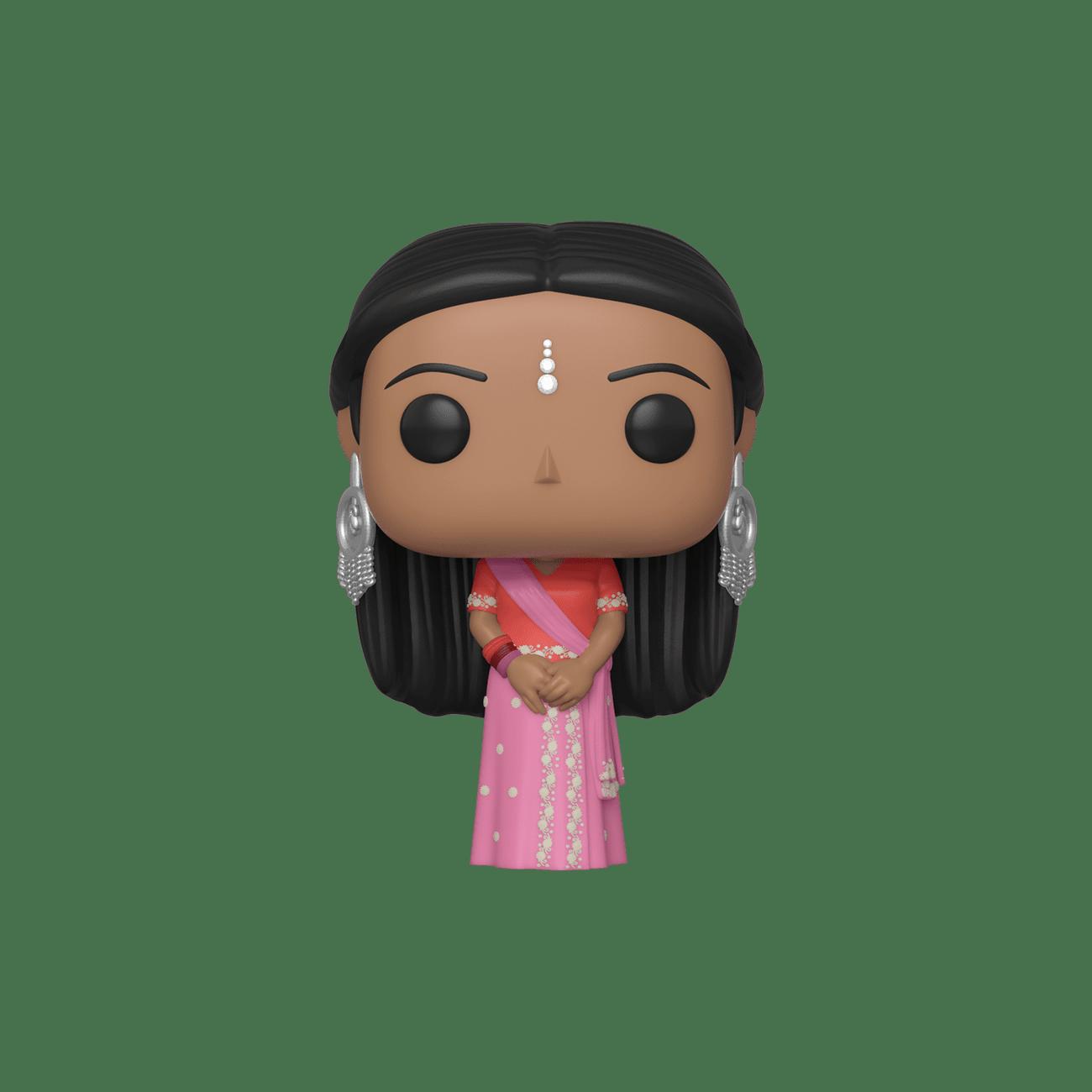 Pop! Parvati Patil