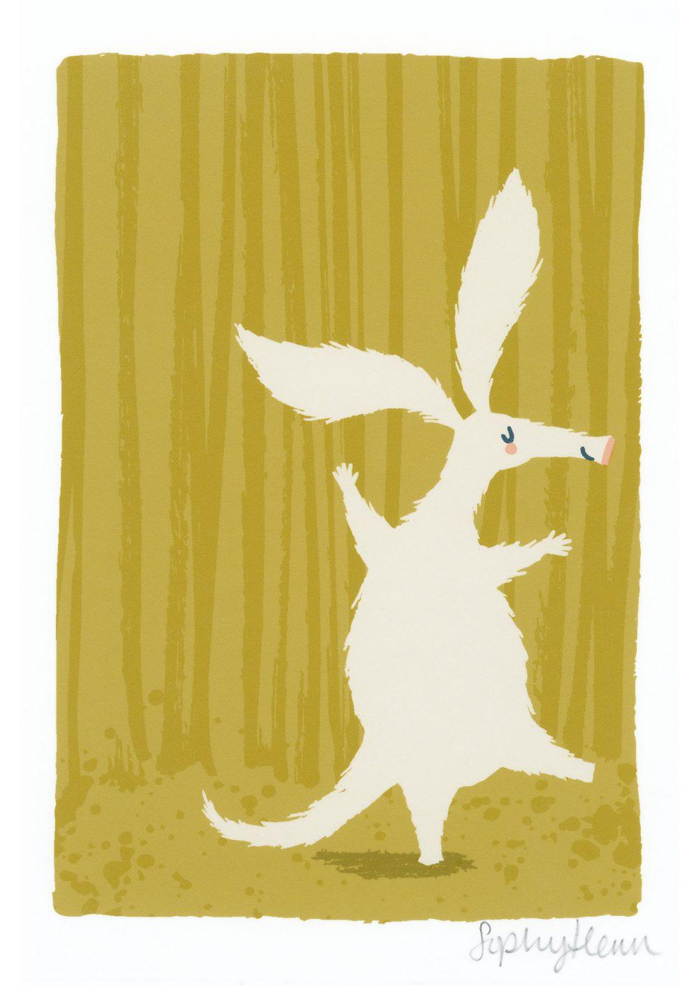 Aardvark – Sophy Henn
