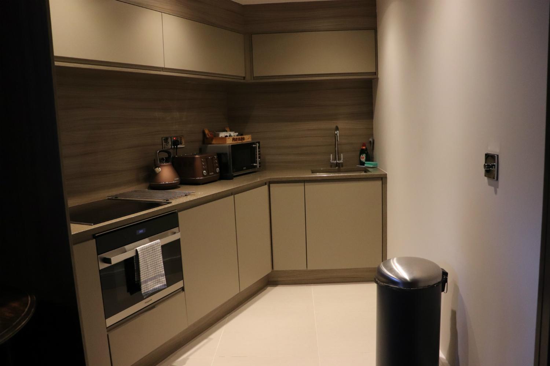 Enchantment Chamber kitchen
