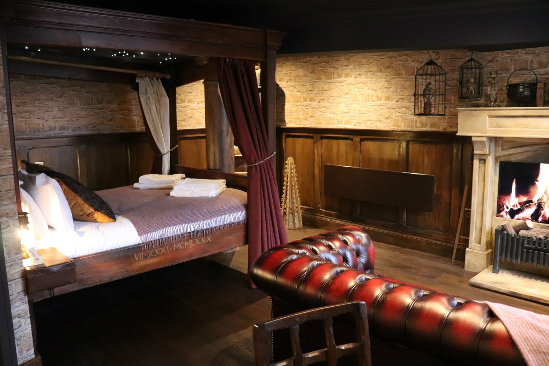 Enchantment Chamber bedroom