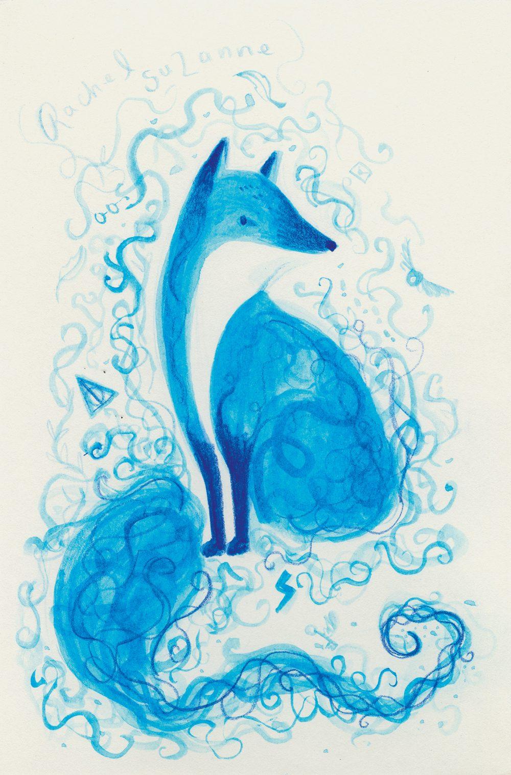 Fox – Rachel Suzanne
