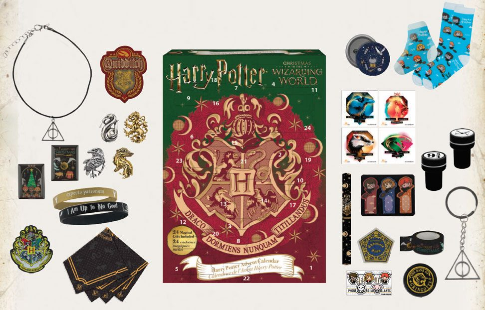 The Harry Potter: Christmas in the Wizarding World Advent Calendar