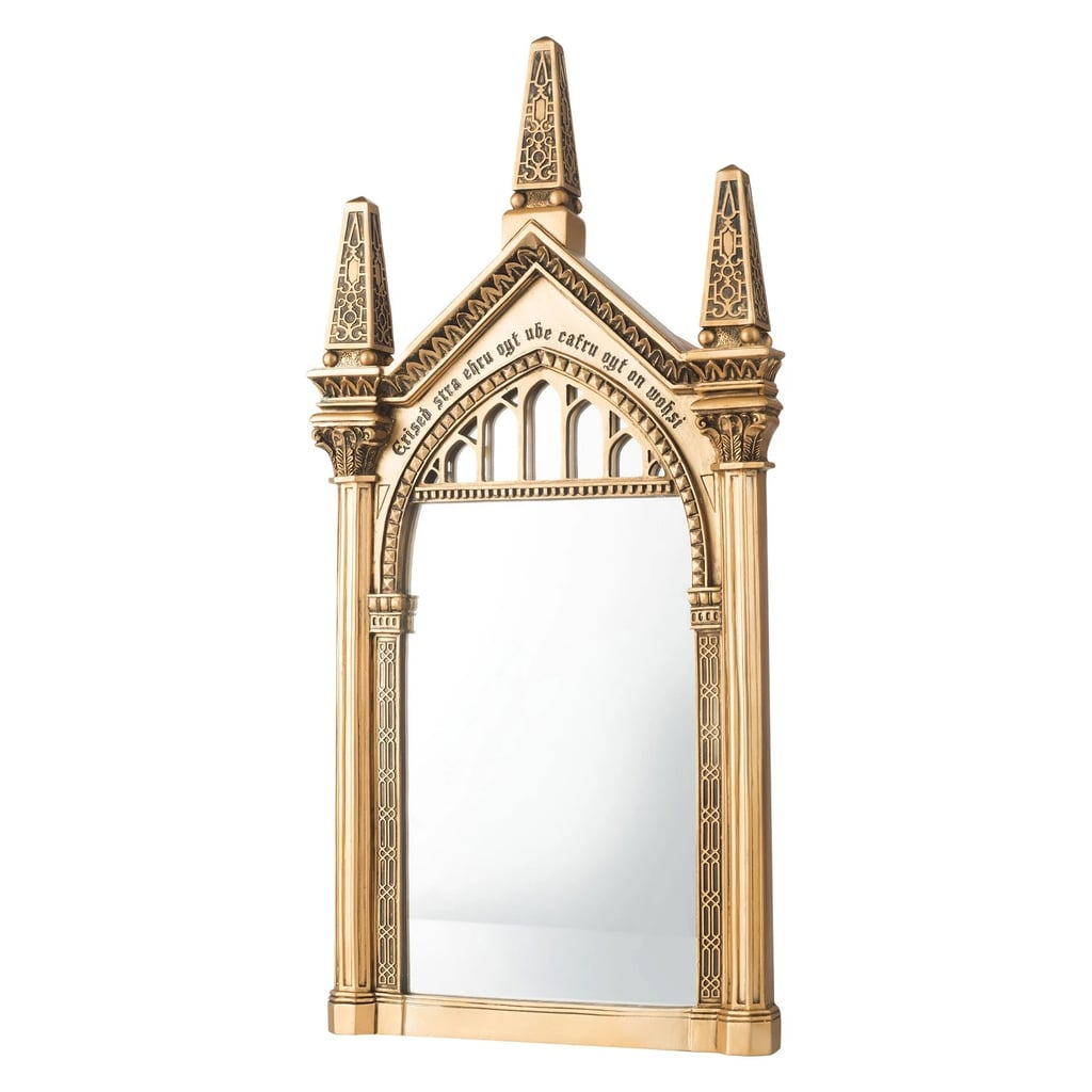 """Harry Potter"" Erised mirror gold"