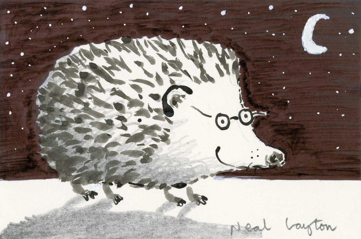 Hedgehog – Neal Layton