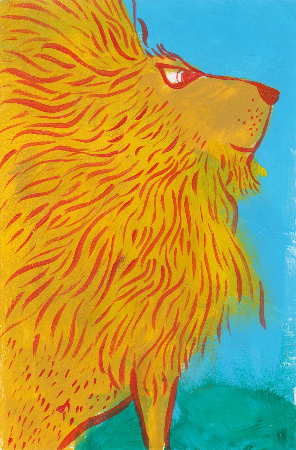 Lion – Ken Wilson-Max