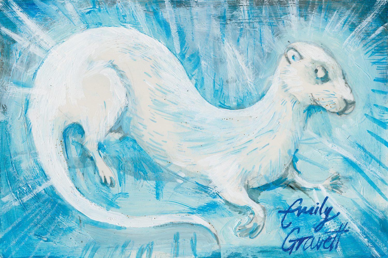 Otter – Emily Gravett