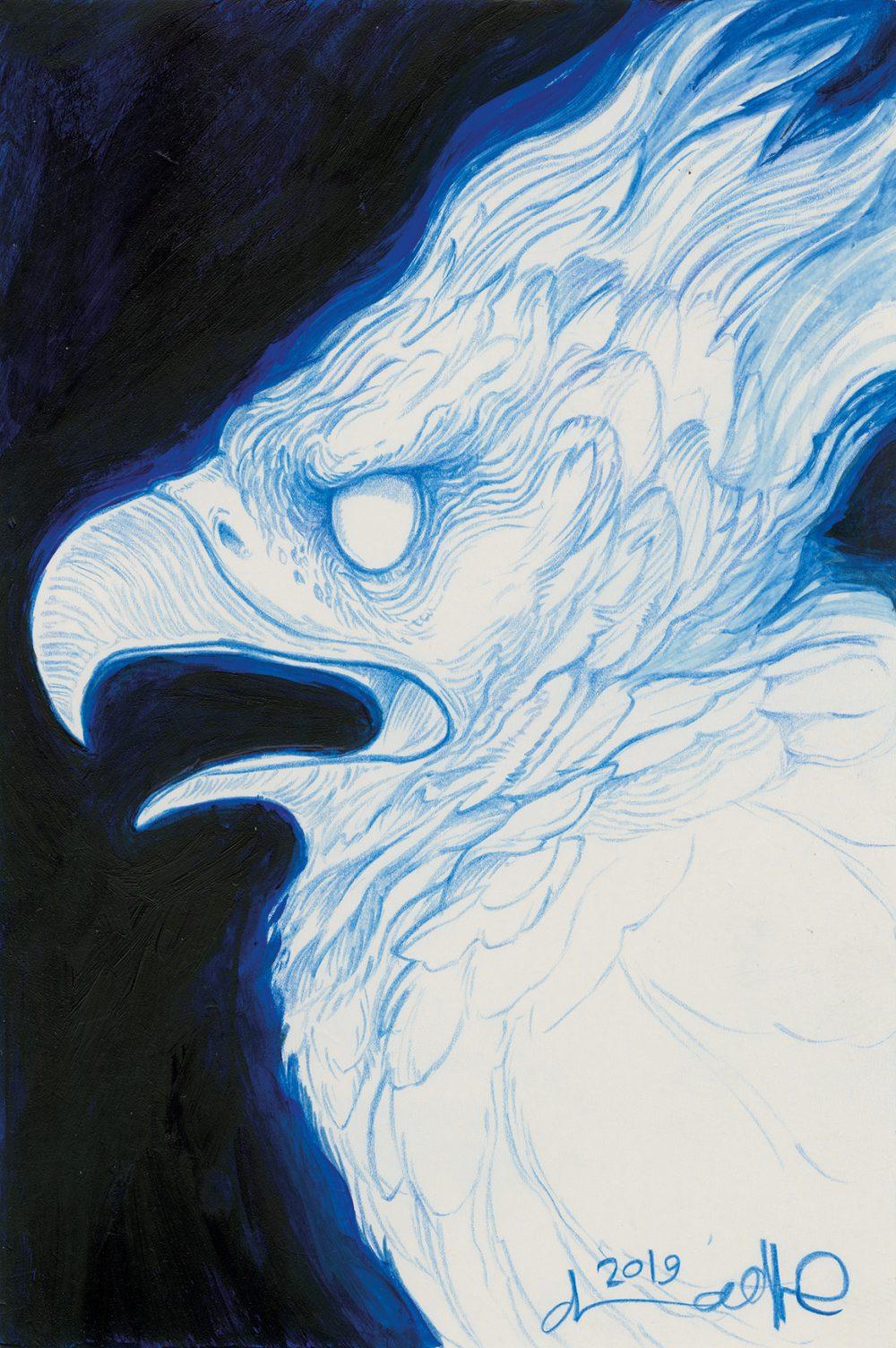 Phoenix – Jonny Duddle
