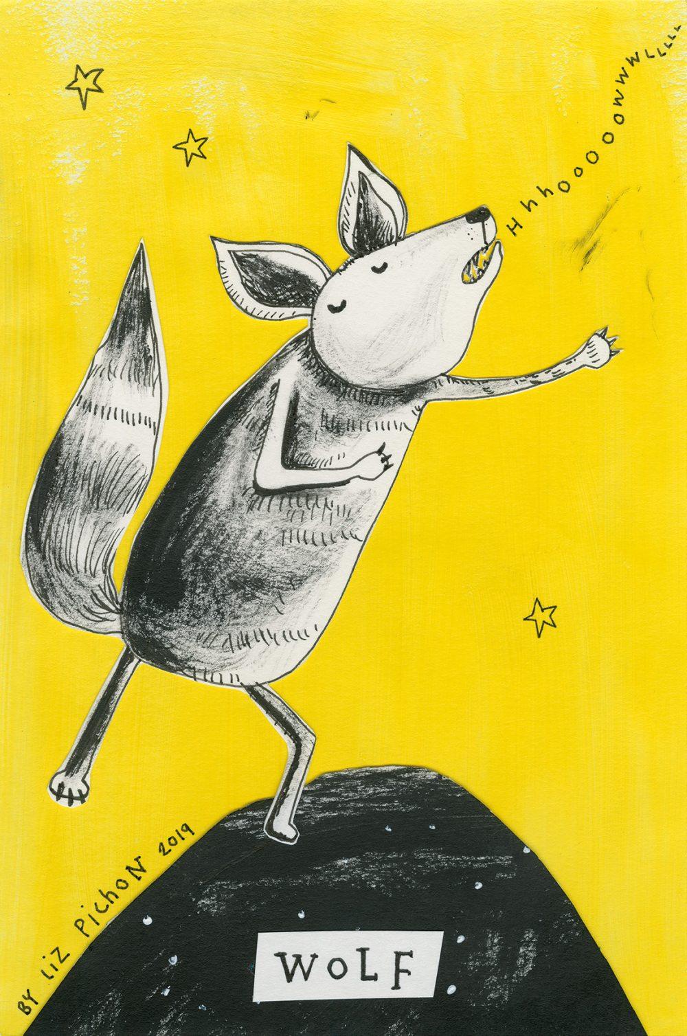 Wolf – Liz Pichon