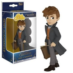 Newt Scamander Figurine from Rock Candy