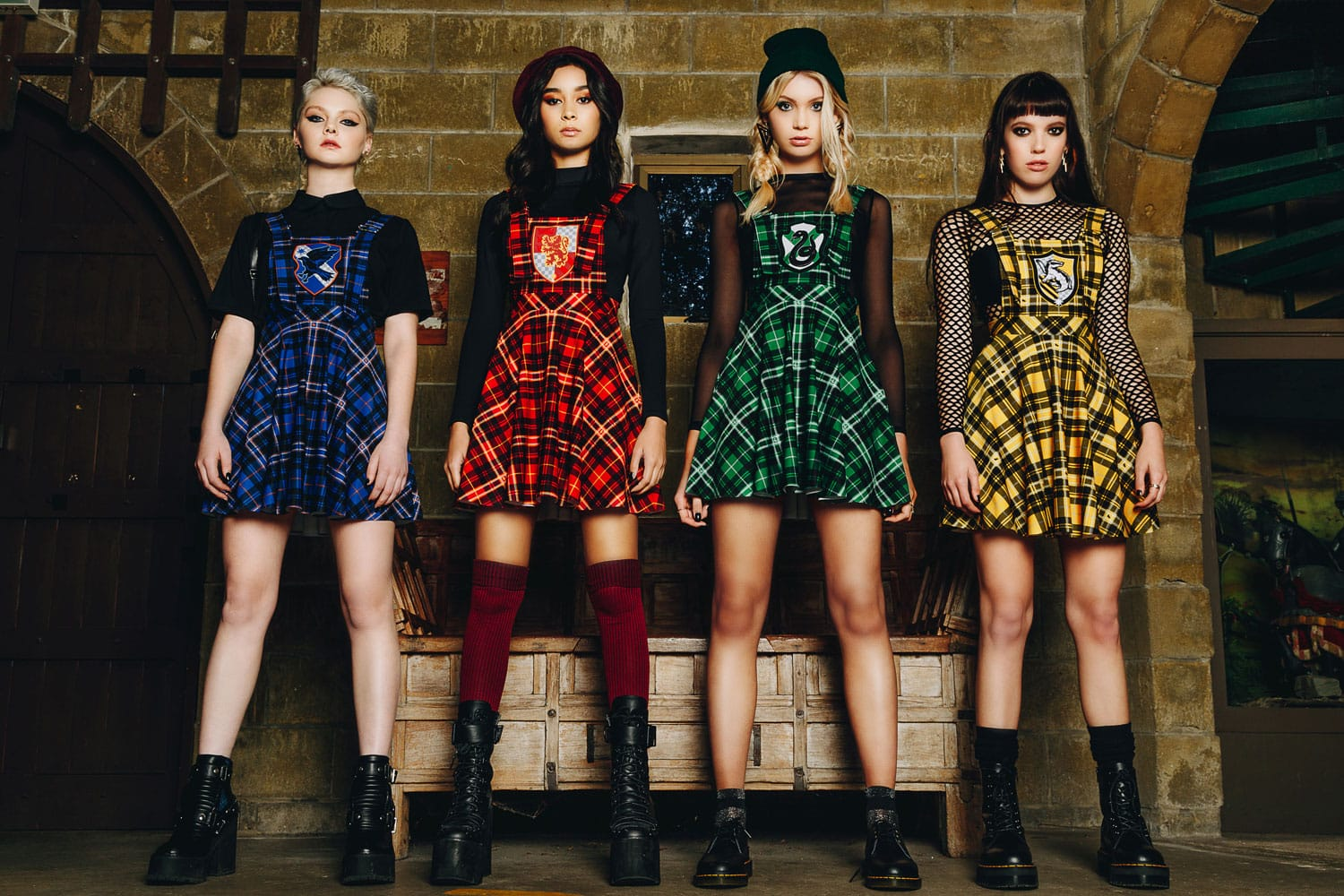 "BlackMilk Clothing Debuts All-New ""Harry Potter"" Collection"
